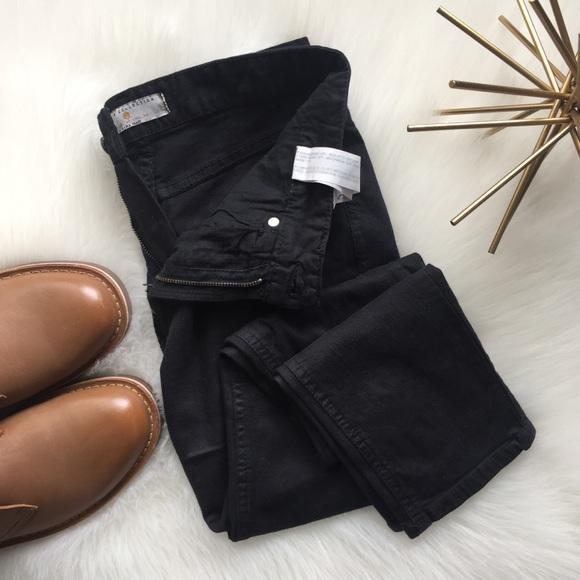 7df3e597de New Zara Man Skinny Jeans 30x30 Men's Black Pants NWT